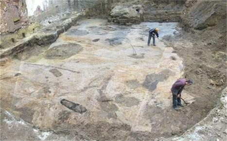 Gallo-Romeinse graven blootgelegd in Antwerpen | achille | Scoop.it