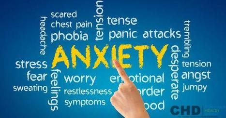 How does Anxiety Disorder Linked to Chronic Pain?   Healthy Lifestyle and Fitness   Scoop.it