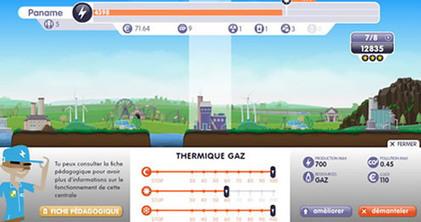 Les enjeux de l'énergie, un serious game adapté au collège | ENT | Scoop.it