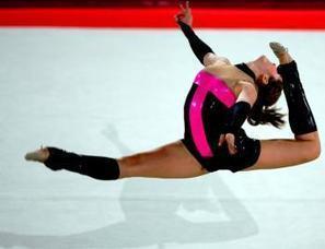 Cautiva Cynthia Valdez en la Gala de Gimnasia 2013 | La Afición