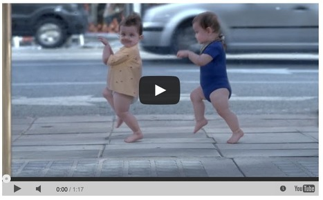 New Evian: Baby & Me... | Art for art's sake... | Scoop.it