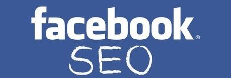 Fanpage Facebook e SEO: 7 consigli per migliorare l'indicizzazione | News Digital Marketing | Scoop.it