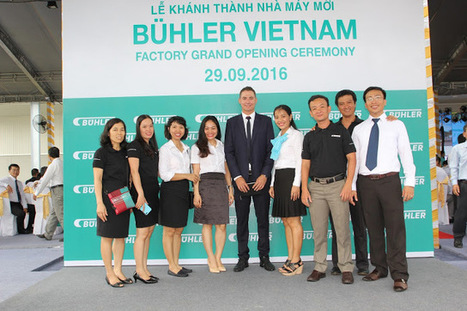 03/10/2016: Getting closer to customers in Vietnam | Global Milling News | Scoop.it