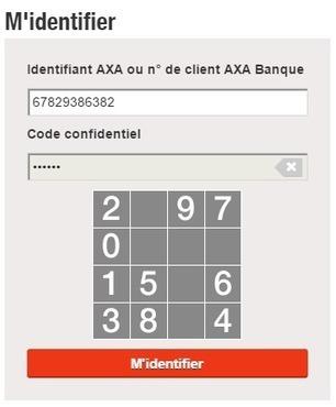 Espace client Axa Banque Service en ligne | Espace client | Scoop.it