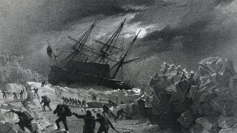 Arctic searchers find second ship from doomed British expedition, HMS Terror | Daily News Reads | Scoop.it