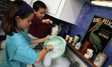Gender equality starts in childhood... with the chores | Gender Equality | Scoop.it