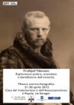 L'Aquila, fotografia: mostra su Fridtjof Nansen - Cultura e Spettacolo ... | Fish-Eye Review | Scoop.it