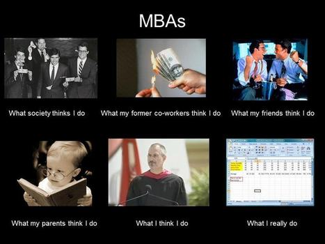 MBAs | What I really do | Scoop.it