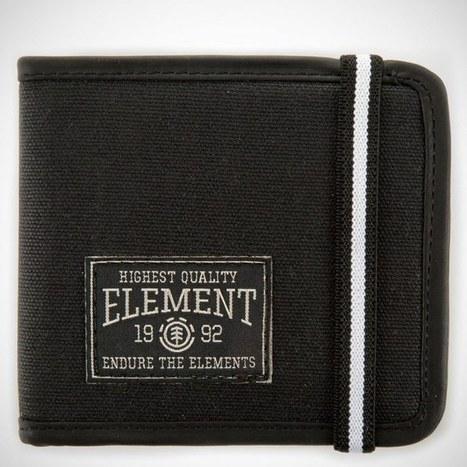 Element Walter Wallet Black   Invanity   Scoop.it