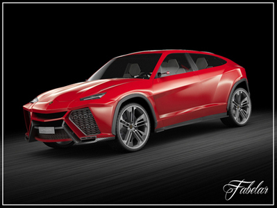Lamborghini Urus 3D | 3D Library | Scoop.it