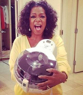 Oprah Winfrey, Twitter et la friteuse Seb | Twitter, tweets et retweets | Scoop.it