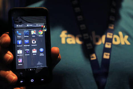 Google Gets Surprise Ally in Mobile-App Search Push: Facebook | The Innovation Economy | Scoop.it