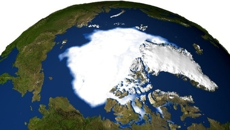 So Much Arctic Ice Has Melted, We Need a New Atlas | Sustainable Futures | Scoop.it