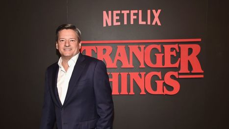 Ted Sarandos, Netflix's Hollywood boss, is joining Spotify's board | E-Music ! | Scoop.it