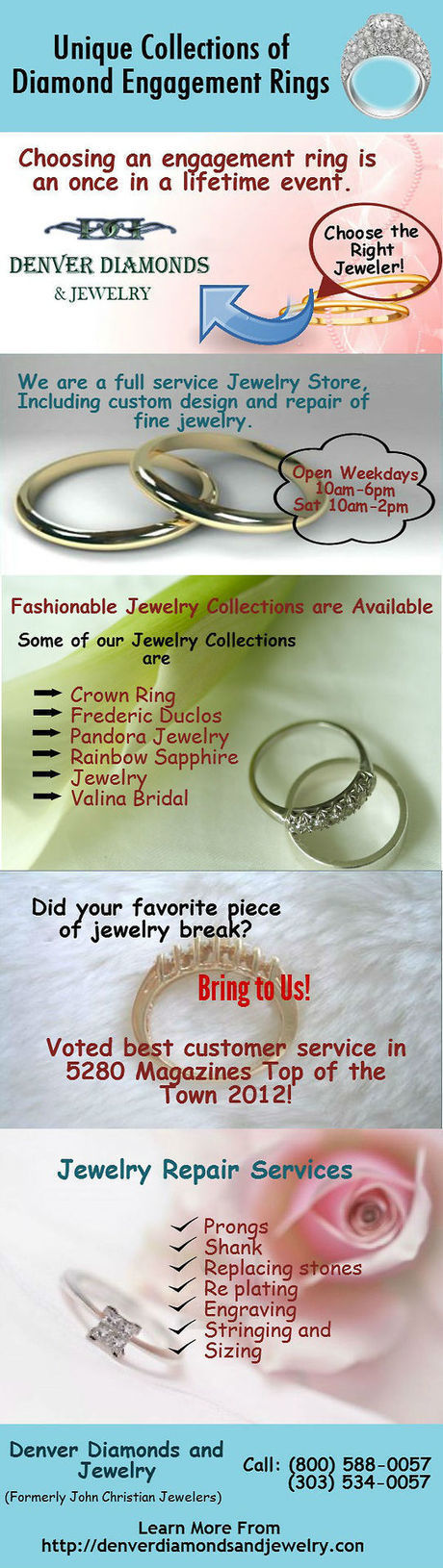 Denver Diamonds and Jewelry   Denver Diamonds and Jewelry   Scoop.it