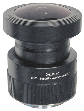 New Sunex 5.6mm f/5.6 Super Fisheye lens with Nikon F-mount | Photography Gear News | Scoop.it