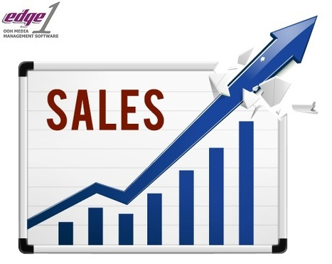 Increase your Sales with Edge1 | Outdoor Advertising Software | Scoop.it