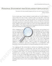 Writing a Personal Essa | Personal Statement Essay | Scoop.it