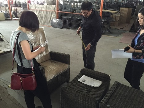Factory Inspection & QC by Gooddegg Team | Home Decor (Wicker Furniture) | Scoop.it