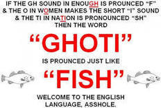Pronunciation Rules When English Words Can Make You Crazy ... | Phonetic | Scoop.it