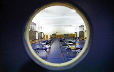 Paris déclenche son plan hiver pour les sans-abri | Association solidaire, aide alimentaire , aide aux personnes en difficulté | Scoop.it