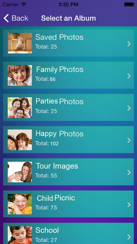 Photo Grid - Frame Maker - iOS app from Nimish Gupta | Appolicious ™ iPhone and iPad App Directory | Photo Grid - Frame Maker On iTunes | Scoop.it