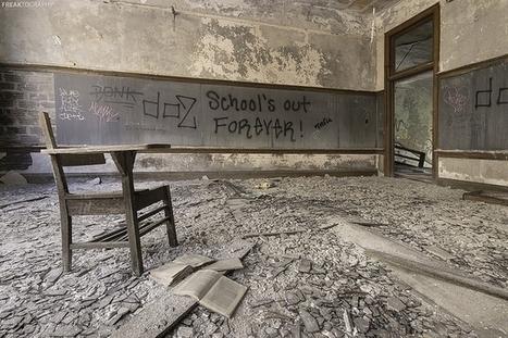 Faut-il être nostalgique de l'école d'antan? | La Transition sociétale inéluctable | Scoop.it