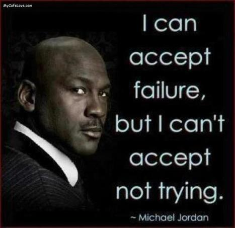 I can accept failure | Travels | Scoop.it
