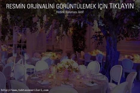 Düğün Organizasyonu   Tektaşkolye   Scoop.it