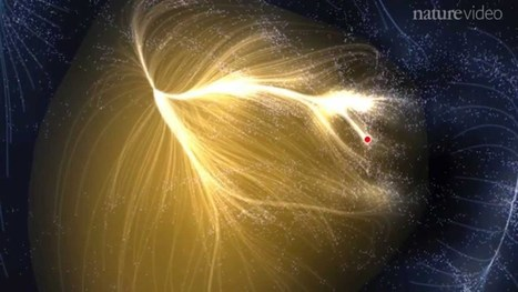 ▶ Laniakea: Our home supercluster - YouTube video 4min | Science, Space, and news from 'out there' | Scoop.it