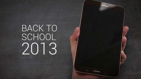 Back to School 2013: Gadgets! | Educational Technology - Yeshiva Edition | Scoop.it