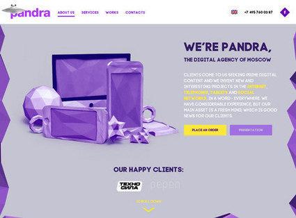 20 Awesome Designer Portfolio Websites For Your Inspiration | Best PSD to HTML | Web Design | Scoop.it