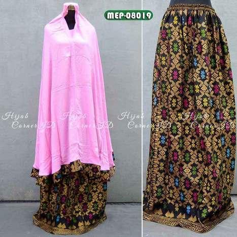 Mukena-Etnik-Prada-08019 | Atisomya Hijab | Scoop.it