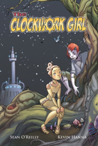 Review: The Clockwork Girl by Sean O'Reilly & Kevin Hanna | Teen Programming | Scoop.it