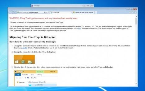Howto: Windows-Boot-Partitionen mit Veracrypt absichern | Free Tutorials in EN, FR, DE | Scoop.it