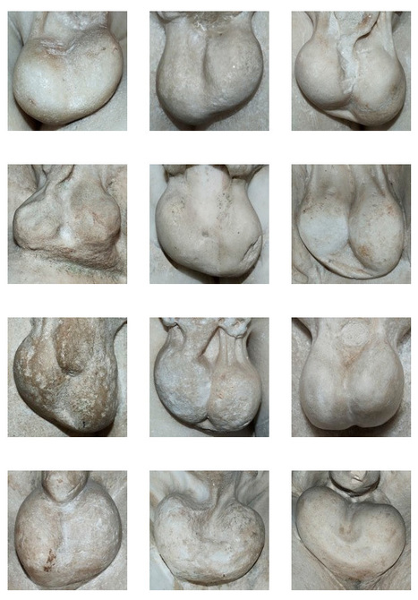 Marbles, Photo Series Focuses on the Testicles of European Greek Statues | What's new in Visual Communication? | Scoop.it