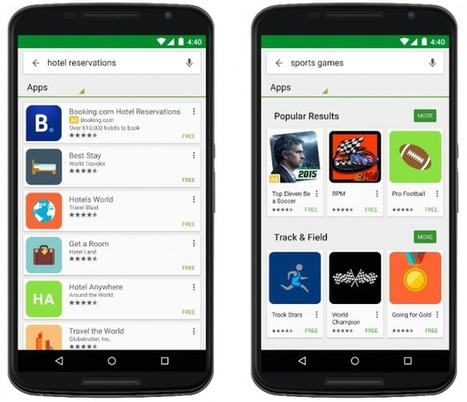 Google Play AdWords Search Ads | internet marketing | Scoop.it