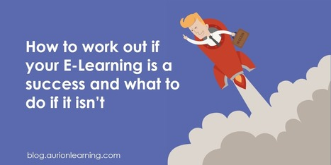 How to work out if your E-Learning is a success and what to do if it isn't | Linguagem Virtual | Scoop.it