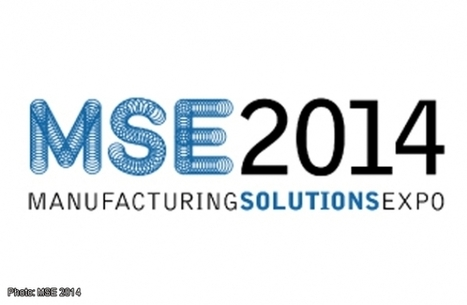 Setting the stage for new technology trends and innovation at Manufacturing Solutions Expo 2014   INTERNATIONAL OH & S   Scoop.it