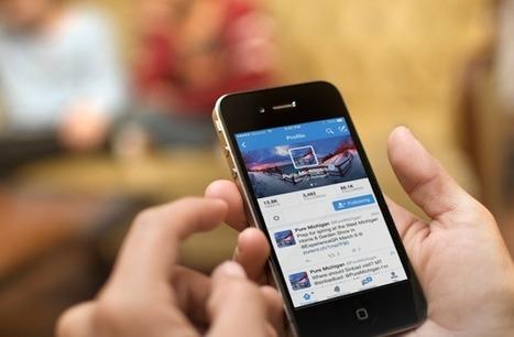 Facebook Delivers Highest Social ROI for Travel Brands | Fitspiration | Scoop.it