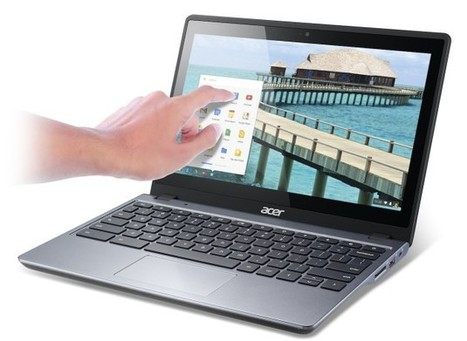 Acer's New C720P Is A Touchscreen Chromebook for $299.99 | Educational Technology - Yeshiva Edition | Scoop.it