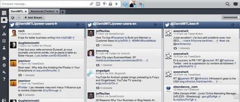 Comment rejoindre les influenceurs sur Twitter (Et développer vos liens entrants!) | Blogue SEO, PPC et Marketing Internet | DavidCarleHQ | Médias et réseaux sociaux | Scoop.it