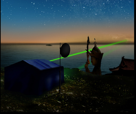 Open-air quantum teleportation performed across a 97km lake | Healthy Minds | Scoop.it