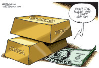 It's All About Gold Now | Greg Hunter's USAWatchdog | Gold and What Moves it. | Scoop.it