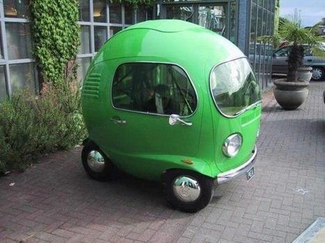 Coche guisante (Pea Car) | Diseños y Soluciones | Scoop.it