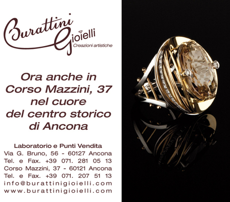 Burattini Jewels Creations Le Marche | Le Marche & Fashion | Scoop.it