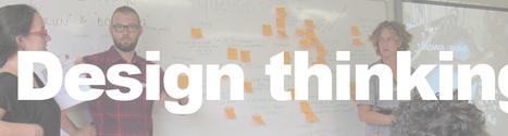 Design thinking in education | Achtergrondinformatie Werkconcept Critical Skills | Scoop.it