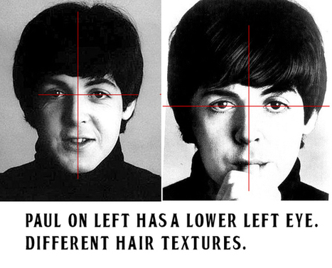 The Beatles were multiples: Paul McCartney comparisons and composites | Paul is dead | Scoop.it