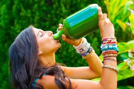 The Anti-Cancer Green Juice | Health and well-being | Scoop.it
