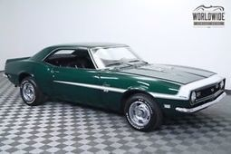 Chevrolet : Camaro SS Tribute Rotisserie Restoration! | american muscle cars | Scoop.it